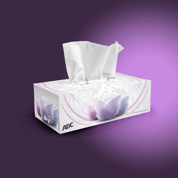 ABC-violet-tissue-box