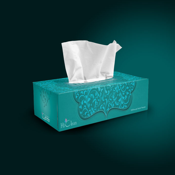 Hiclean-naghsh-farsh-tissue-box