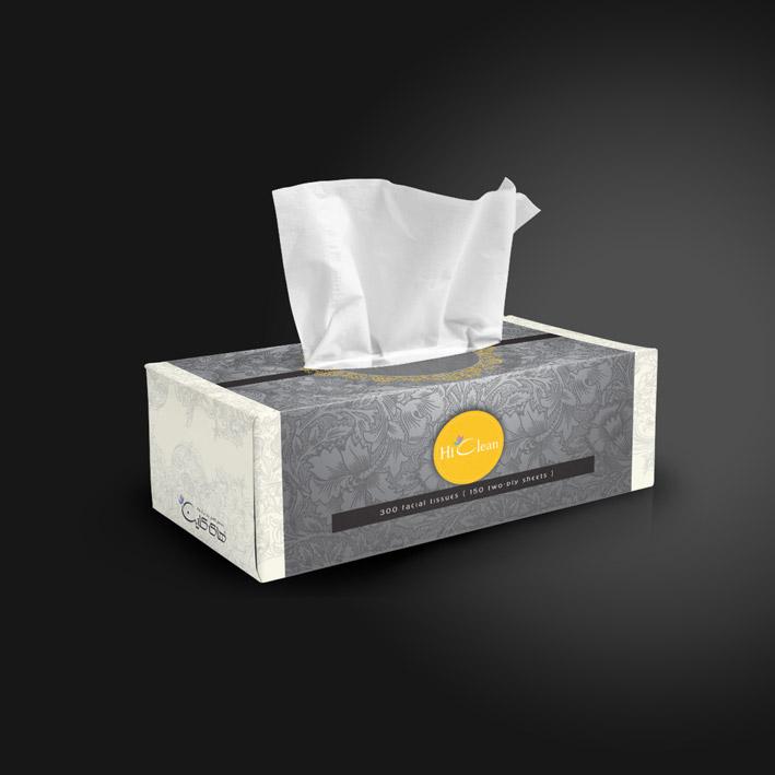 Hiclean-shoka-tissue-box