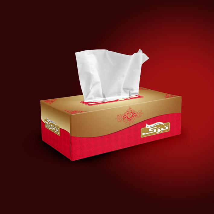 Tabarok-classic-tissue-box