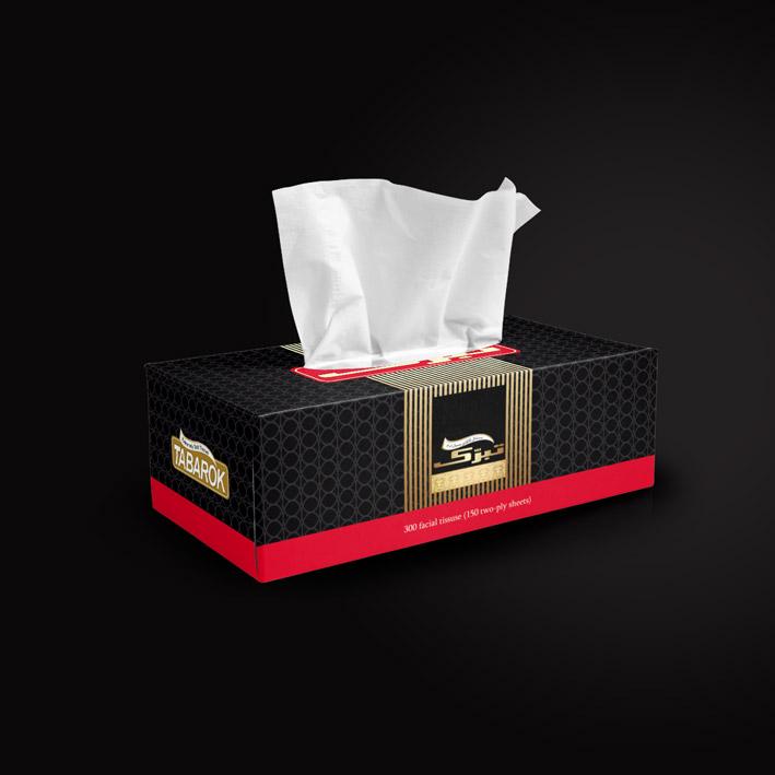 Tabarok-shoka-tissue-box